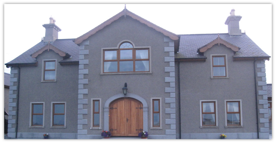 New build home builders northern ireland dmc contracts ni for Home building contracts